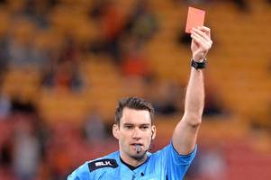jarred gillett set to become championship's first foreign referee next season