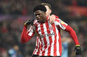 west ham to bid £4m for sunderland's josh maja, huddersfield to sign charlton athletic's karlan grant for £2m