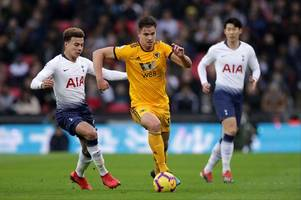 leander dendoncker makes wolves transfer admission