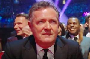 ant mcpartlin annoys piers morgan by winning national television award