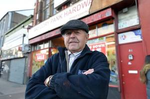 digbeth hardware store gregory pank closing down after 100 years