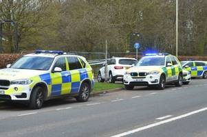 stressed worker found dead in car park after shooting himself in the head