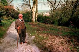 tributes paid to julian williams, the man who owned a cornish castle