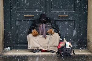 every single town in kent has opened its doors to the homeless during the cold snap