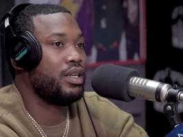 "look: meek mill says listen up: ""major announcement coming"""