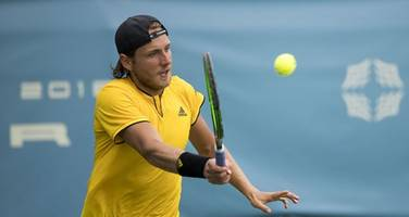 Frenchman Lucas Pouille into his first Grand Slam semi-final at Australian Open