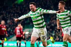 Celtic 4 St Mirren 0 as Oliver Burke announces his arrival with deadly double – 3 talking points