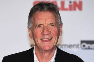 monty python icon michael palin to debut new documentary at glasgow film festival