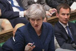 theresa may claims indyref 2 is 'the last thing we want' and slams 'out of touch' snp