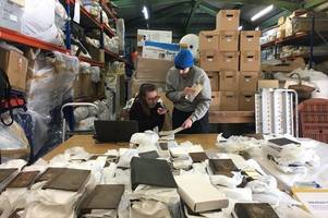 trainees are delving into the archives of david livingstone centre thanks to new initiative
