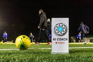 the end of football coaching as we know it? world's first ai assistant manager gets london job