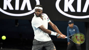 australian open mailbag: serena's loss; just how good is frances tiafoe?