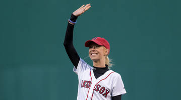 Boston Marathon Bombing Survivor Adrianne Haslet Returns Home after Car Crash