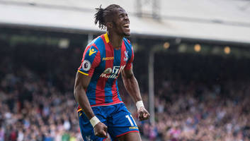 dortmund line up move for crystal palace star wilfried zaha as replacement for christian pulisic