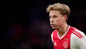 psg could be set to target barcelona player release clauses following frenkie de jong steal