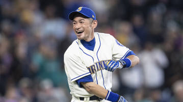 report: ichiro suzuki signs minor league deal with mariners to play in japan series