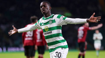 watch: usmnt's tim weah scores in second straight match for celtic