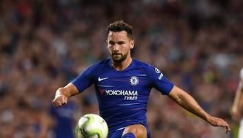 west ham united face competition from london rivals for out of favour chelsea midfielder