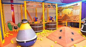 review: wild west showdown at ok corral in new northern ireland soft-play centre