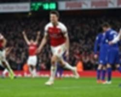 'beating chelsea did arsenal no favours' - gunners not good enough for multiple challenges, says merson