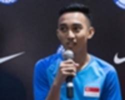 singapore international faris leaves perlis without playing a game