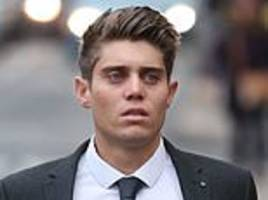 cricket star alex hepburn to face retrial over claims he raped a woman