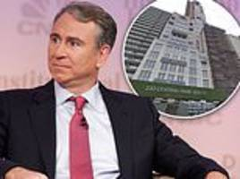 Hedge fund billionaire pays $238million for a 24,000-square-foot penthouse overlooking Central Park