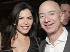 jeff bezos and lauren sanchez 'are planning on moving in together and are in constant contact'