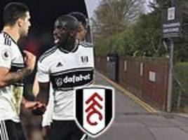 fulham striker aboubakar kamara arrested after fight at club's training ground
