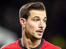 inter milan close in on loan deal for southampton defender cedric soares