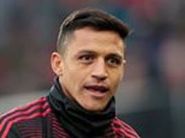 solskjaer insists boo boys will fire up alexis sanchez as he faces old side arsenal