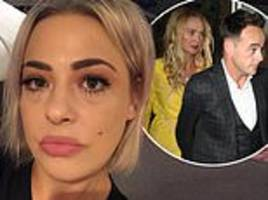 ant mcpartlin's ex lisa armstrong slams his girlfriend anne-marie corbett as she likes another tweet