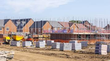 huge shortfall in new home construction