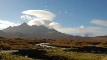 skye volcanic eruption 'changed climate'