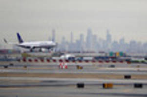 drone company: it's 'highly unlikely' drone was spotted at 3,500 feet near newark airport