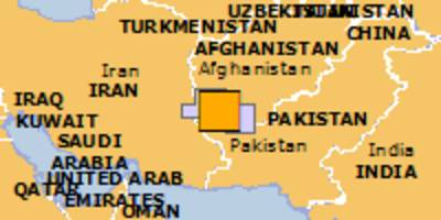drought is on going in afghanistan, iran, pakistan