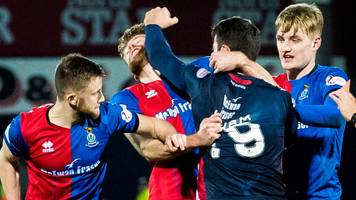 scottish cup: ross county v inverness ct live on bbc one scotland