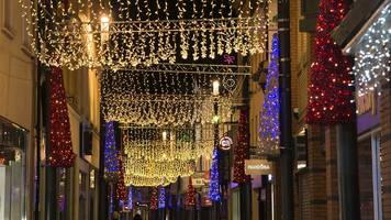Isle of Man Christmas lights rethink amid safety fears