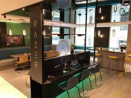 ATLASPACE Adds Razer Gaming Experience Zone Elevating Co-working Space Environment with Entertainment Experience