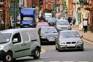 Bypass set-back for Ashbourne as government leaves A515 off list of 'major roads'