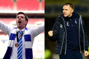 darrell clarke responds to graham coughlan's comments on being driven crazy by bristol rovers' squad
