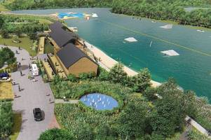 'world class' water sports park in long eaton could open by summer after councillors approve plans