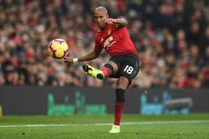 the four young manchester united starlets ashley young is tipping to be world-beaters