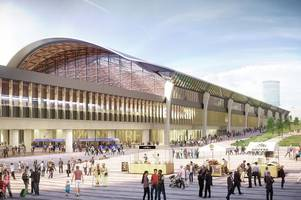 birmingham and solihull join forces with north of england to demand government completes hs2 high speed rail line