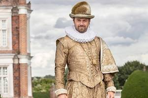 danny dyer's right royal family has every viewer saying the same thing