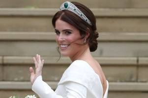 princess eugenie posts cute photo on anniversary of engagement announcement