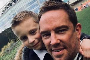 Simon Thomas suffers more family heartbreak after another death - one year on from losing wife Gemma