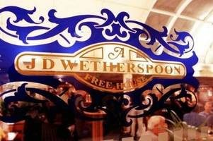 you can no longer buy champagne or prosecco at jd wetherspoon