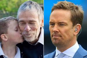 Simon Thomas' heartbreak as he suffers another family death year after wife Gemma