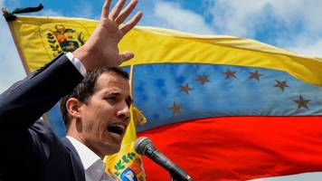 Venezuela crisis: Who is parliament leader Juan Guaidó?